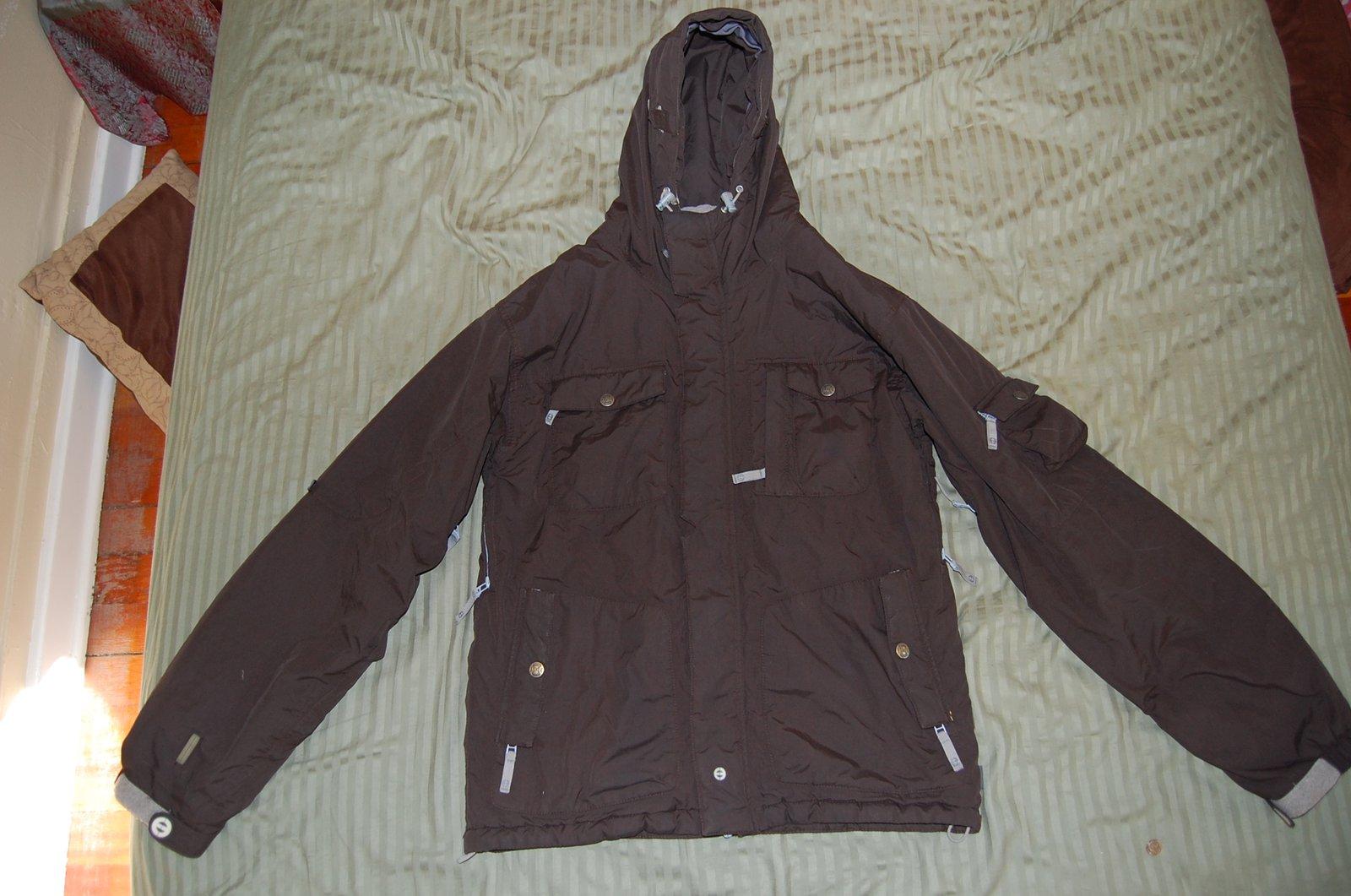 PE coat