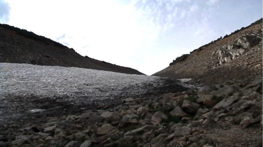 St Marys Glacier In September