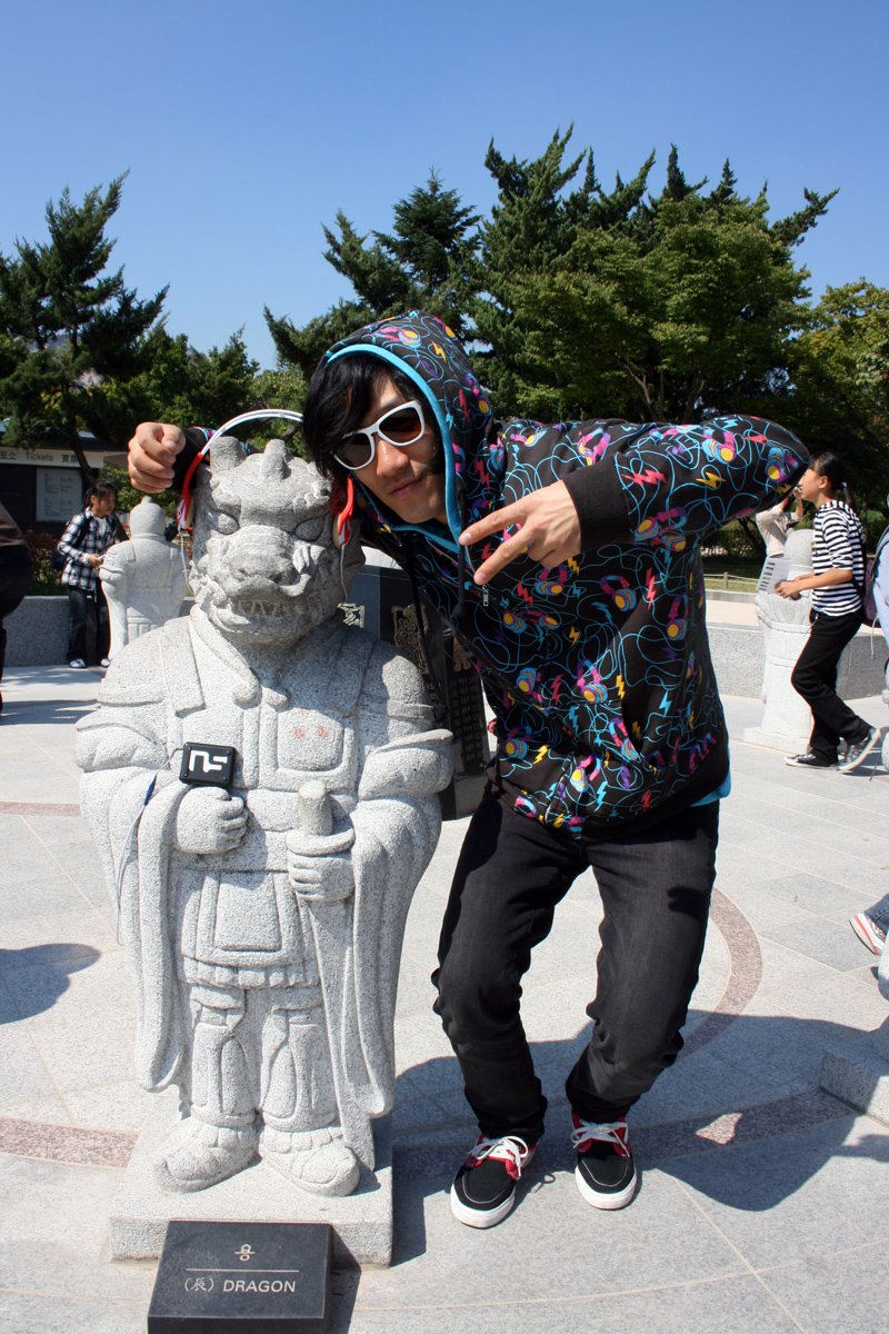 X Dragon ~~~~ Seoul Life Chilling