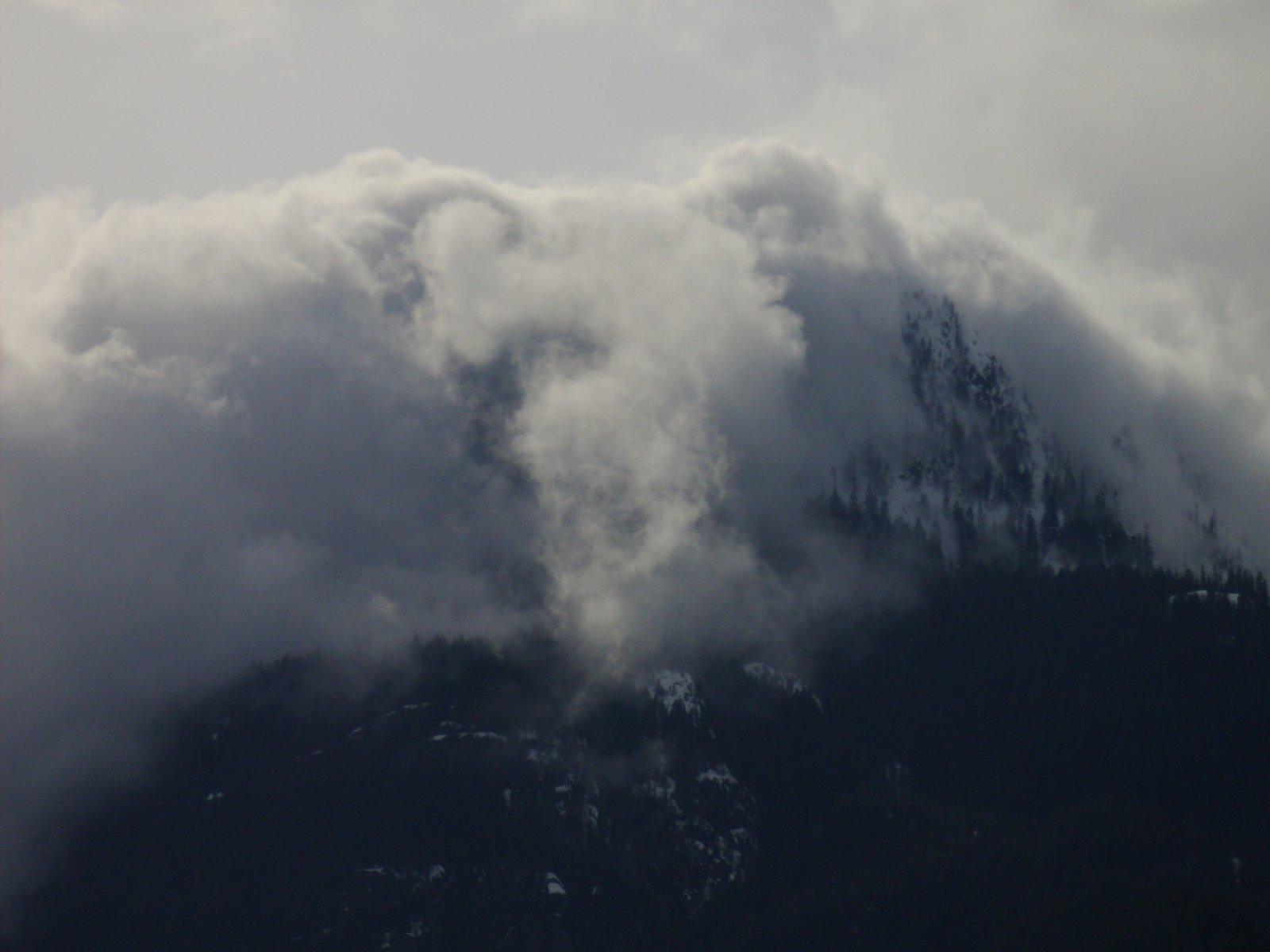 Its a cloud