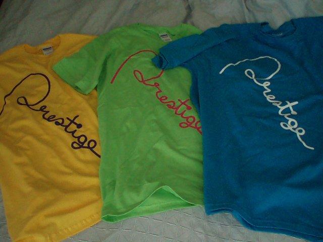 Prestige shirts