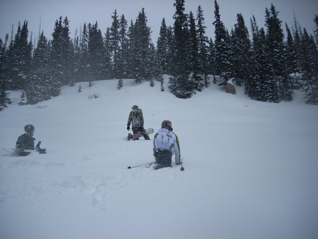 Vail backcountry