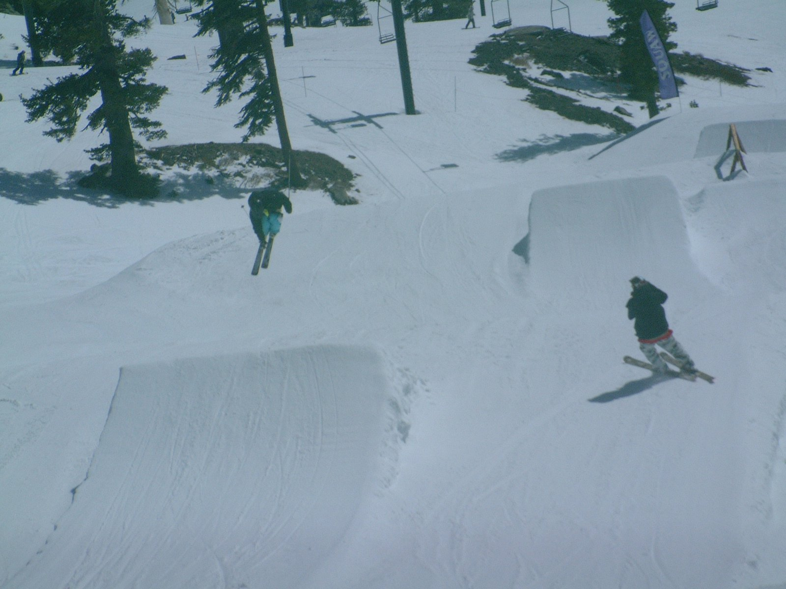 Critical 3 at Squaw