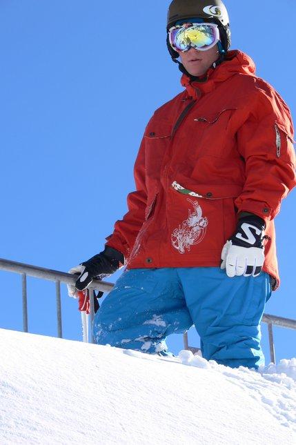 Me@Skiing