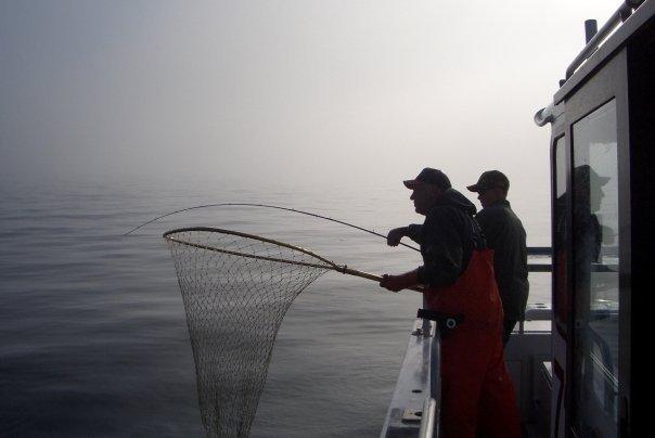 Fishin' in the AK
