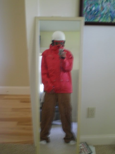 08/09 Ski outfit