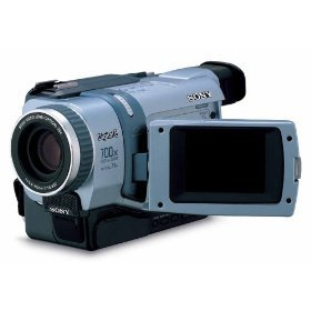 Sony dcr-trv340