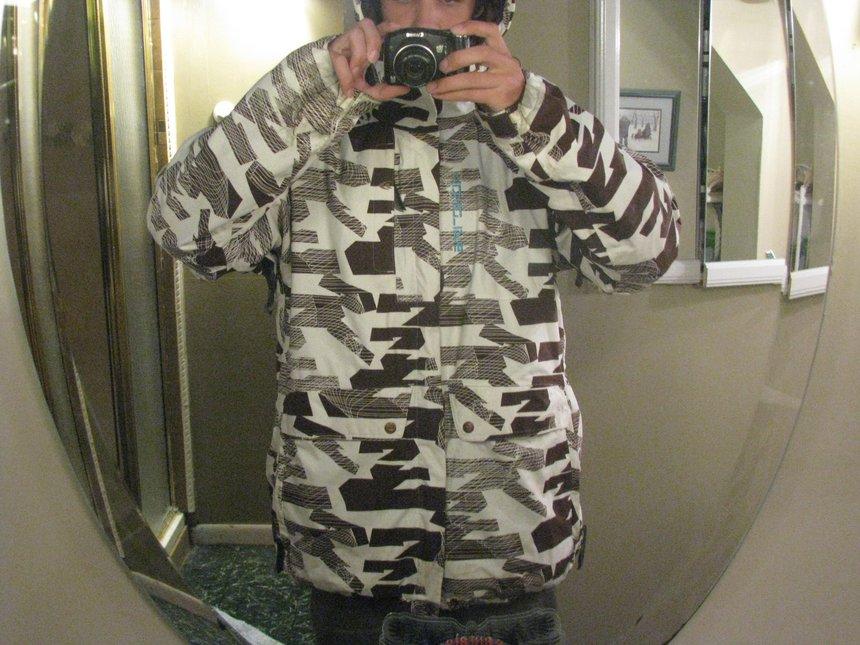 Ski jacket for sale