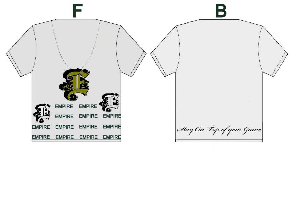 Empire shirt design