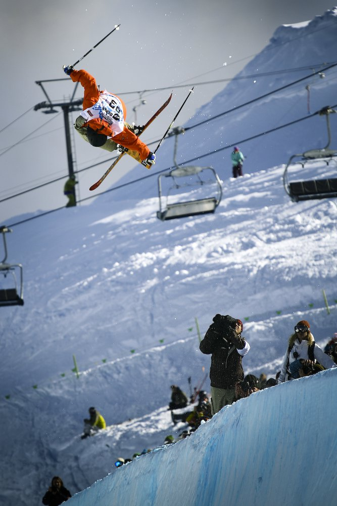 Orage Open Laax , old shot from March this year