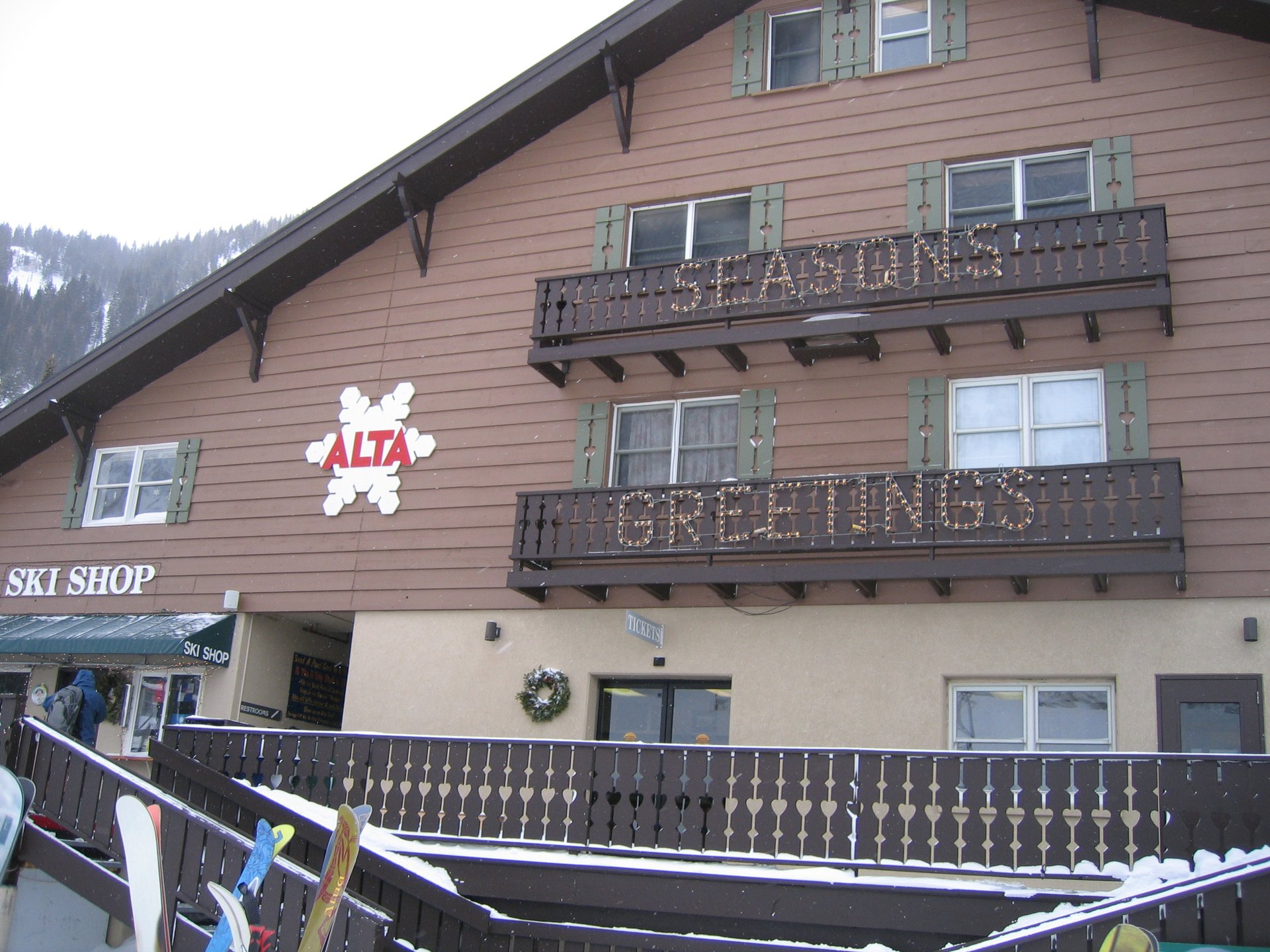 Alta Ski Shop
