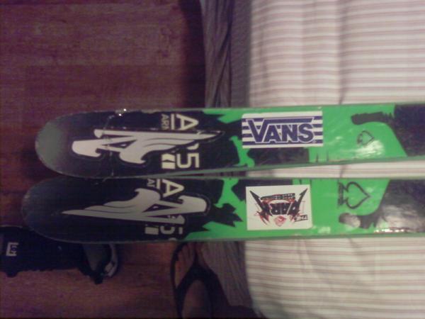 Ski ar5