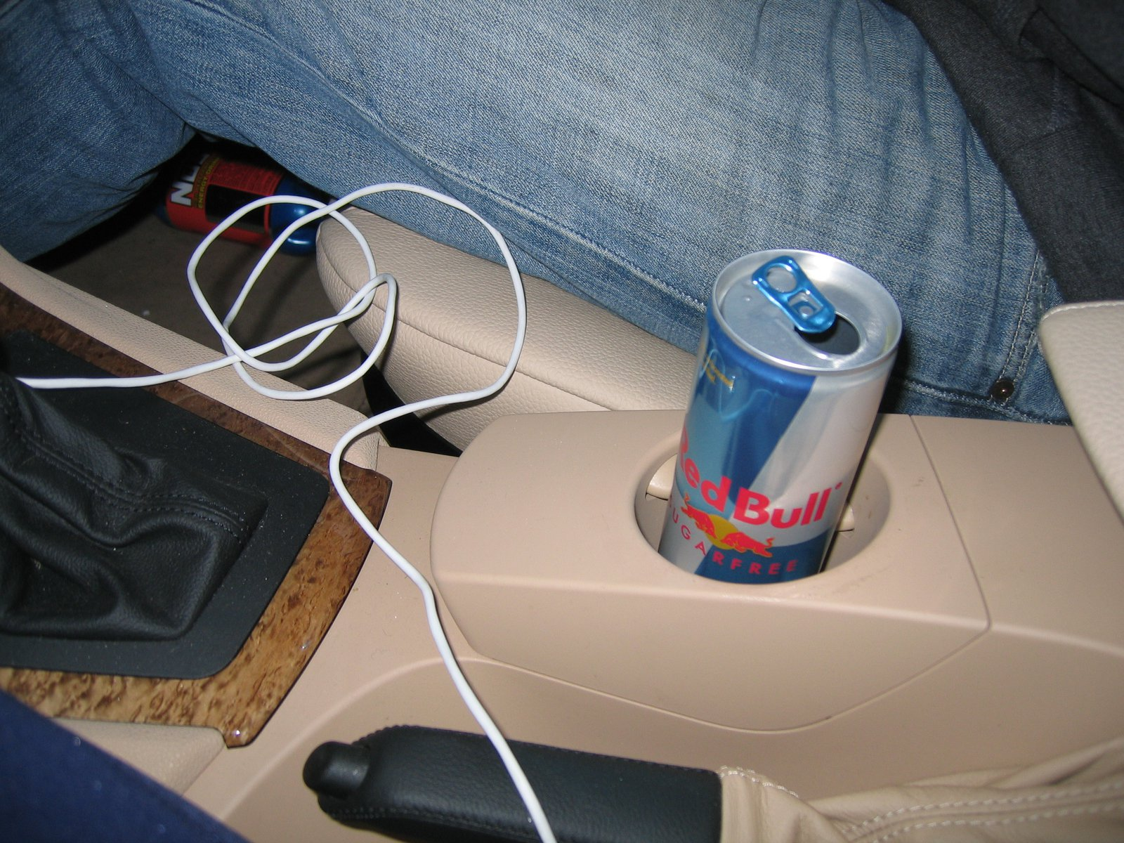 Pre-Drive Energy...check