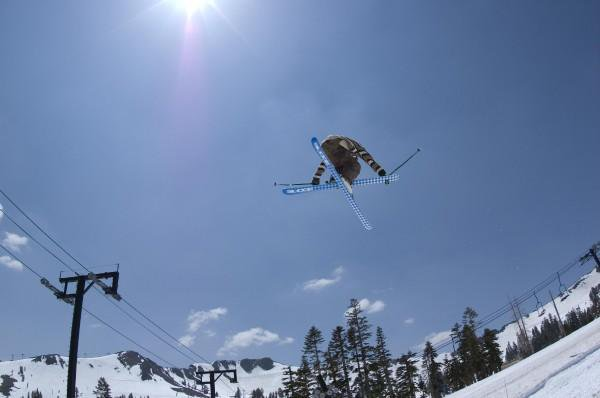 Garrett jurach at squaw