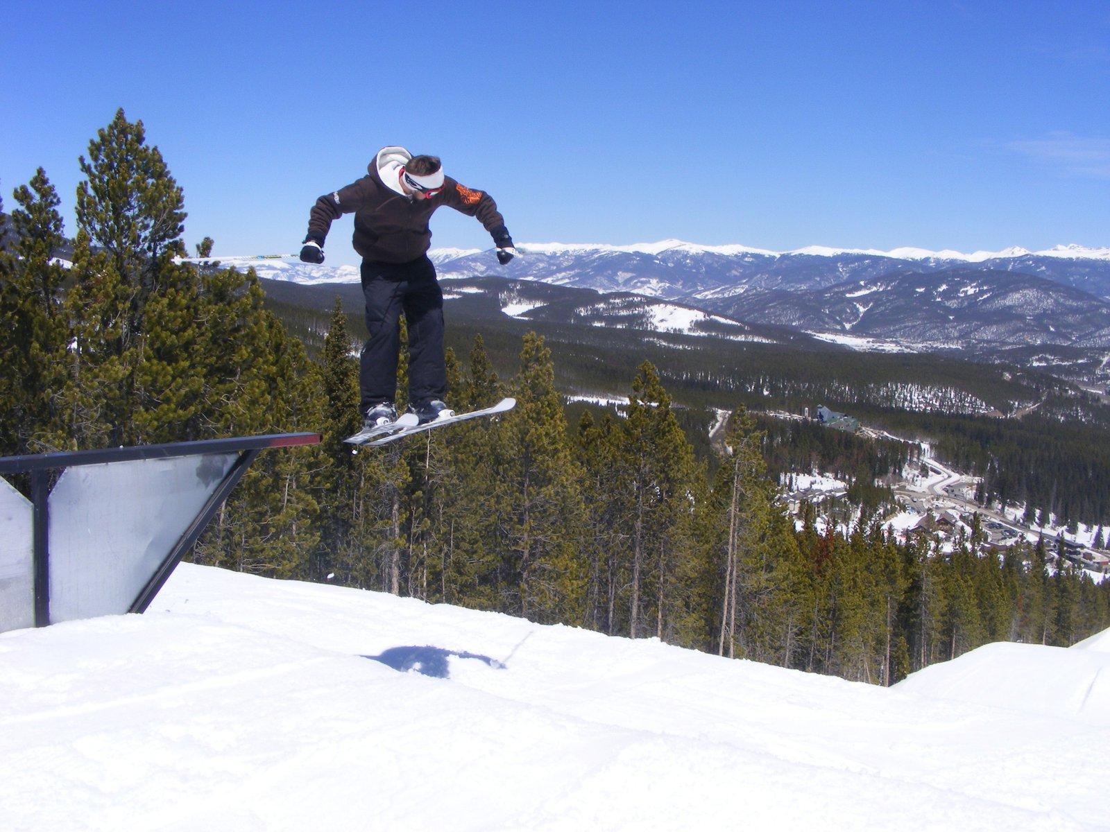 Breck flatrail