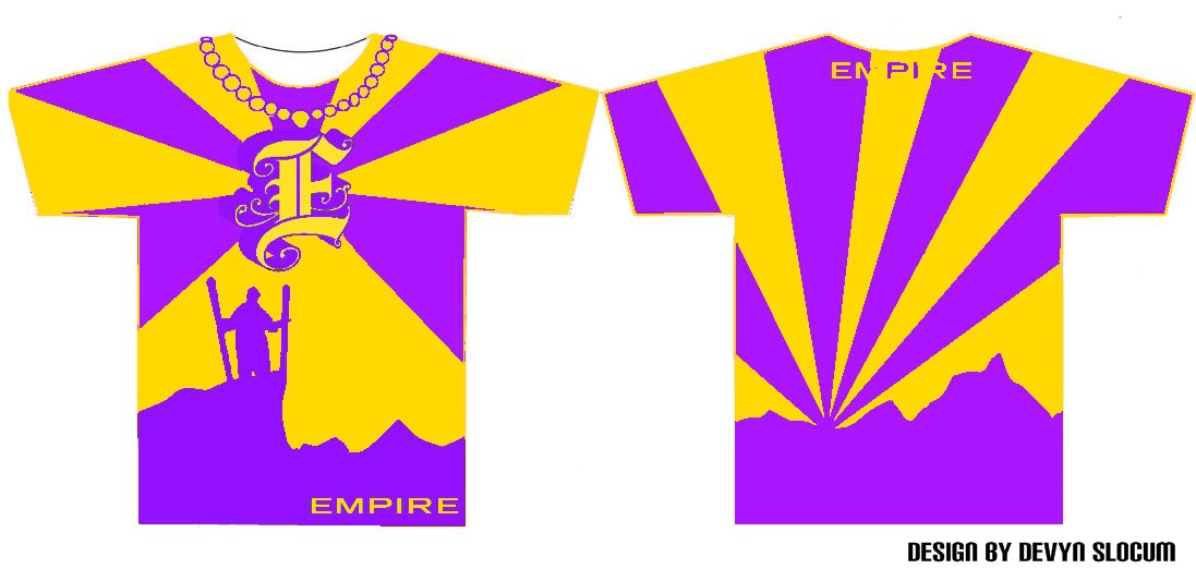 Empire tshirt