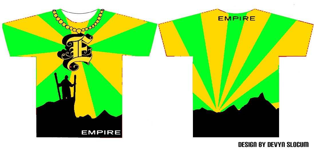 Empire shirt