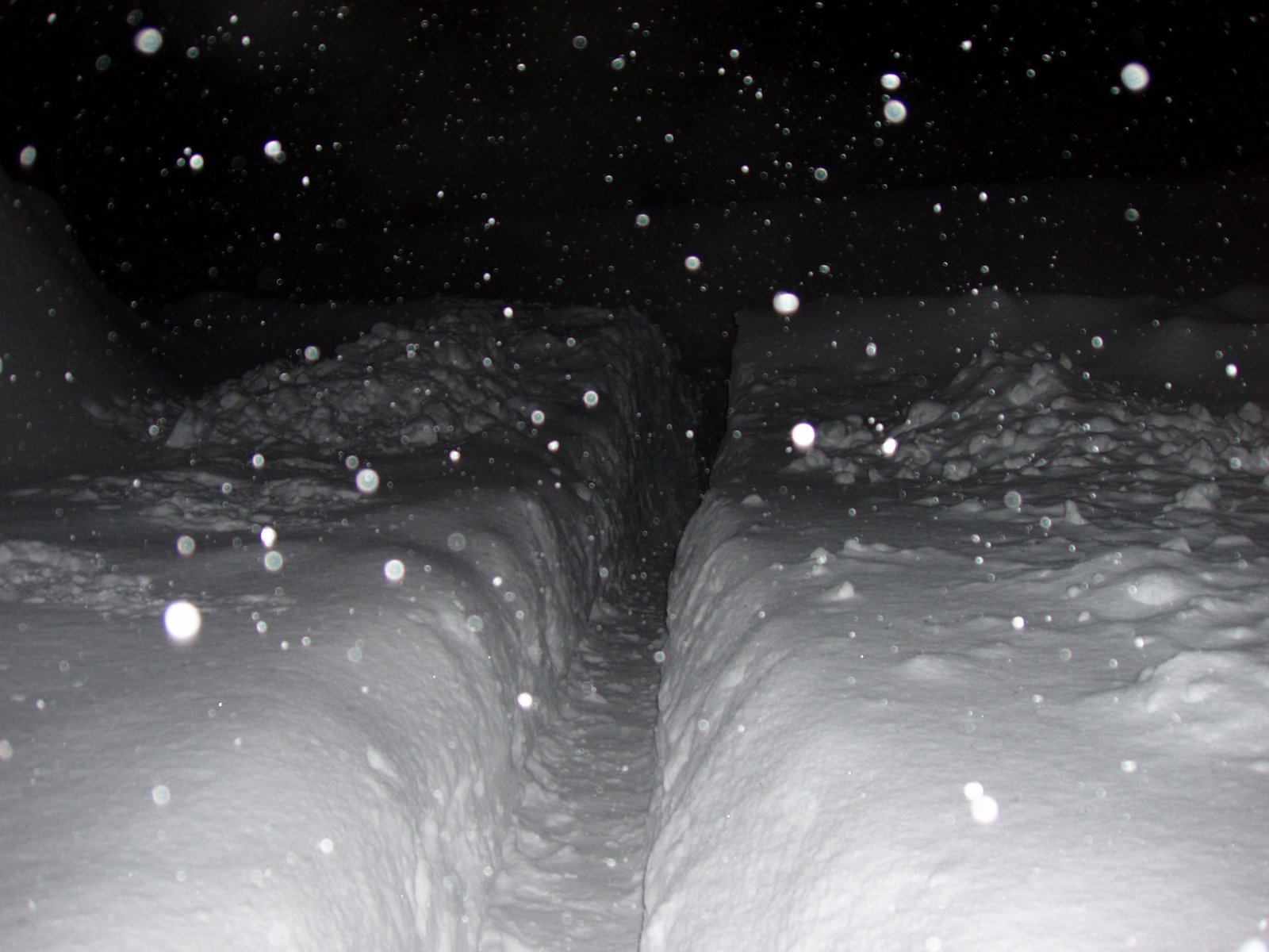 Way too much snow