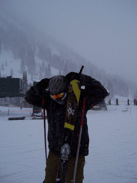 Me at Alta