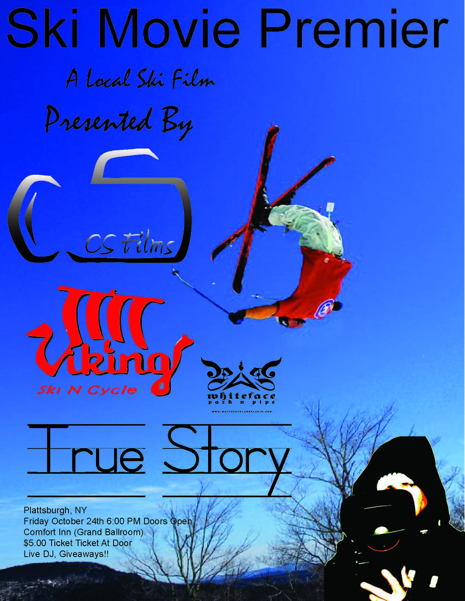 True Story Flyer