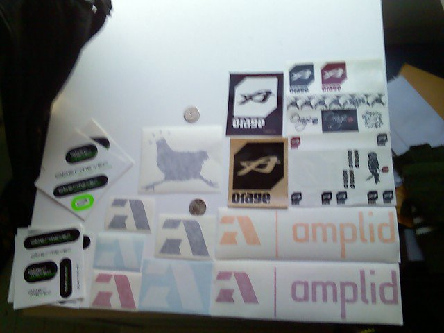 More stickers