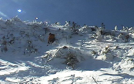 Upper Snow Fields