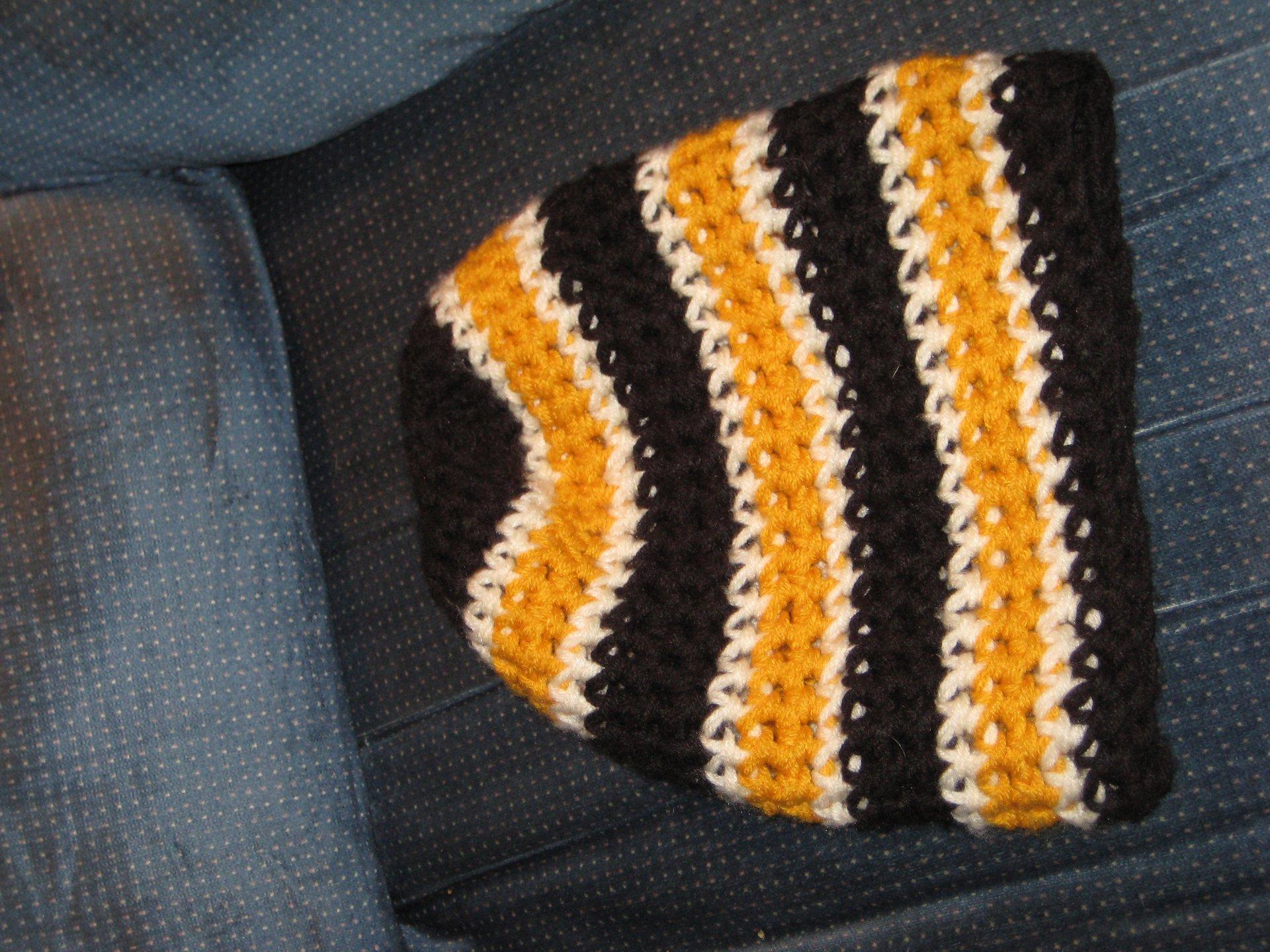 Knit Hat 2