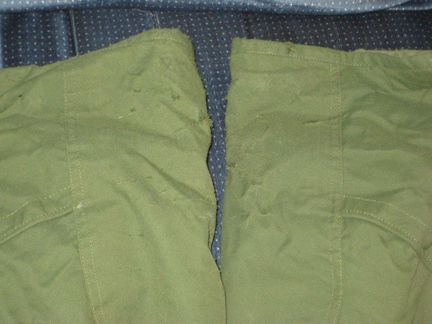 O pants bottoms