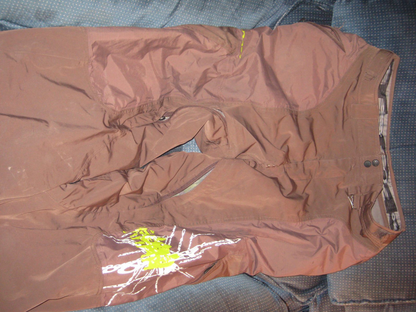 Oakley Pants Brown