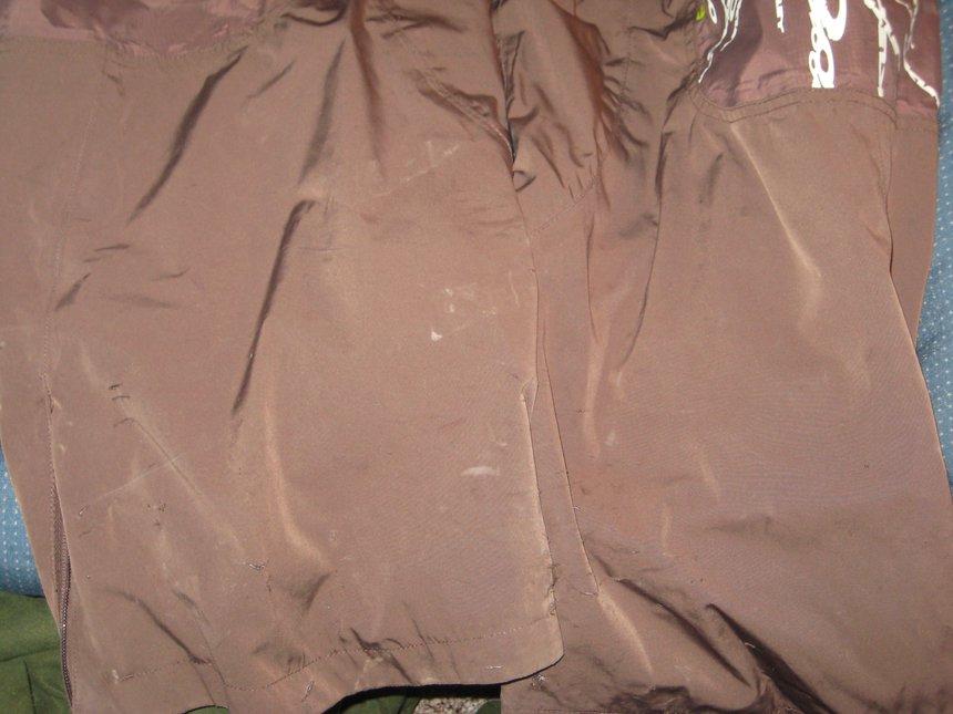 Oakley Brown Pants