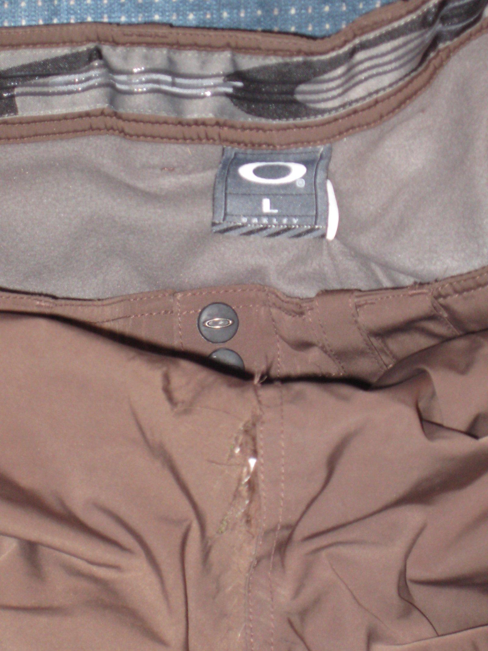 Brown Pants/rip