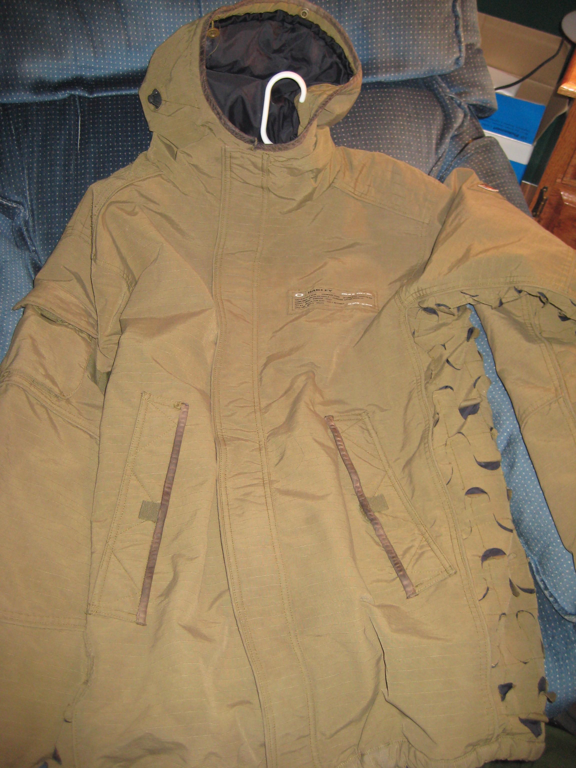 Oakely Anorak Jacket