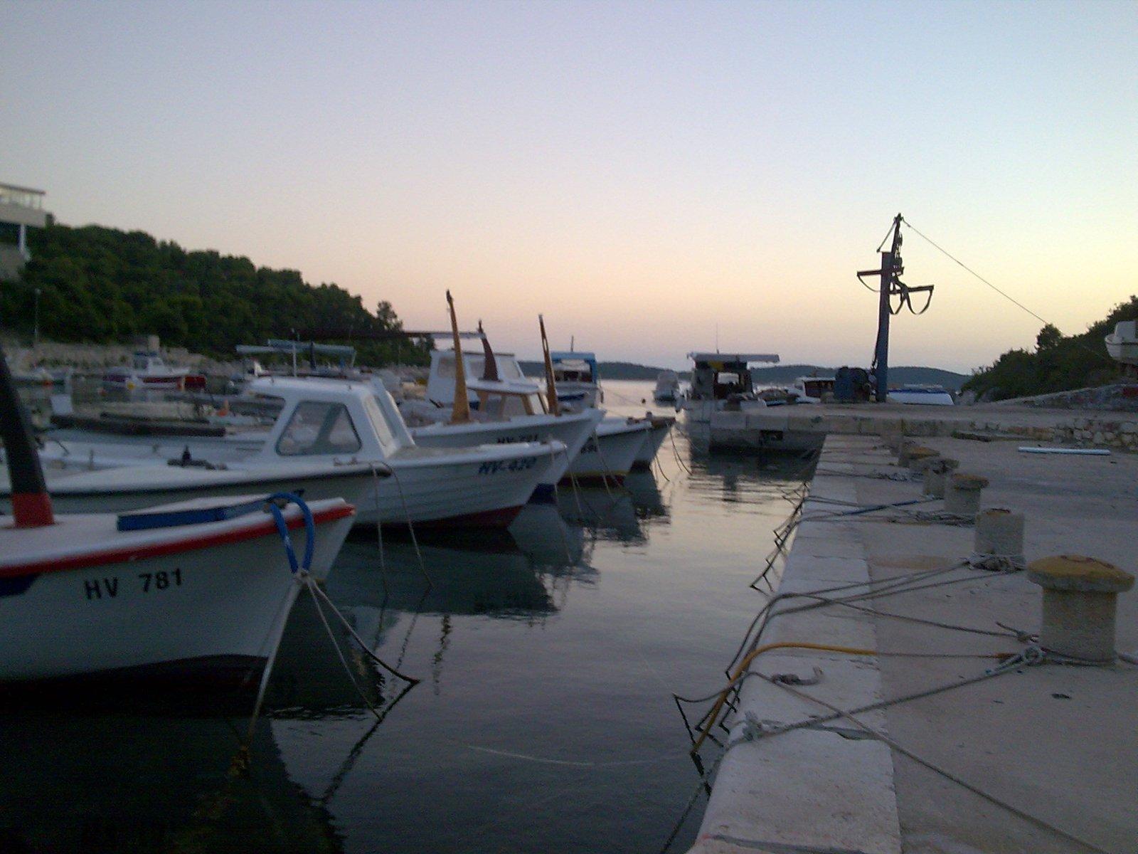 Small port