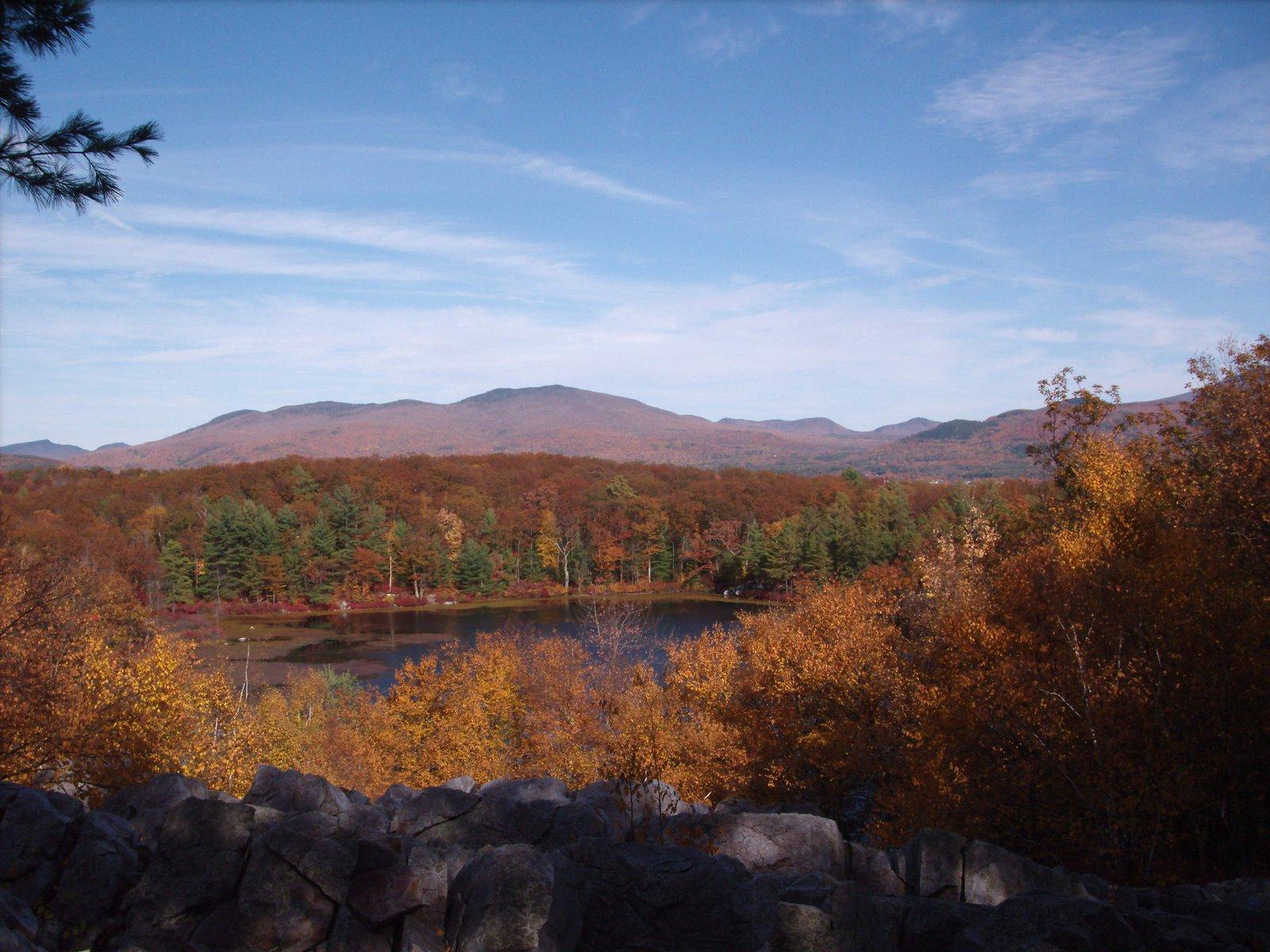 Overlook Trail in Autumn