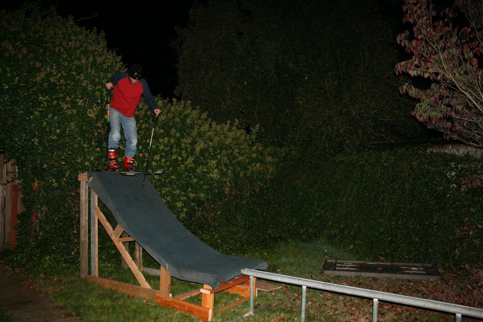 10 ft. Double Barrel Rail