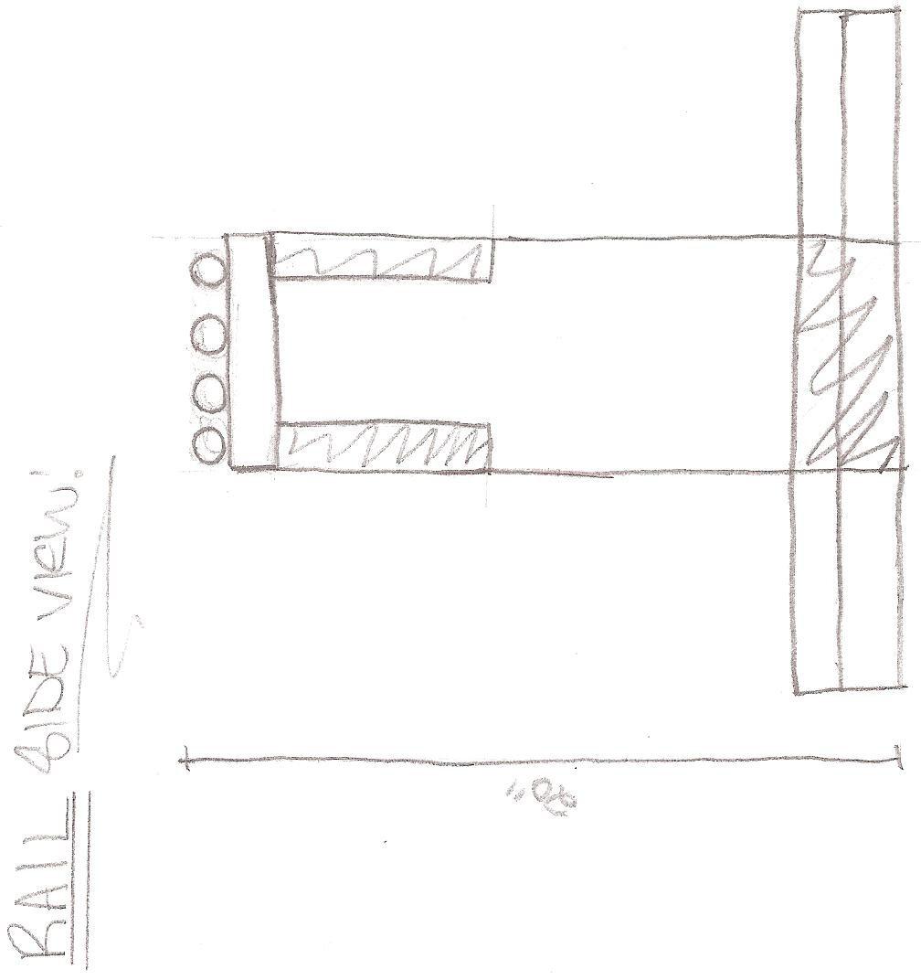 Rail sketch - 2 of 3