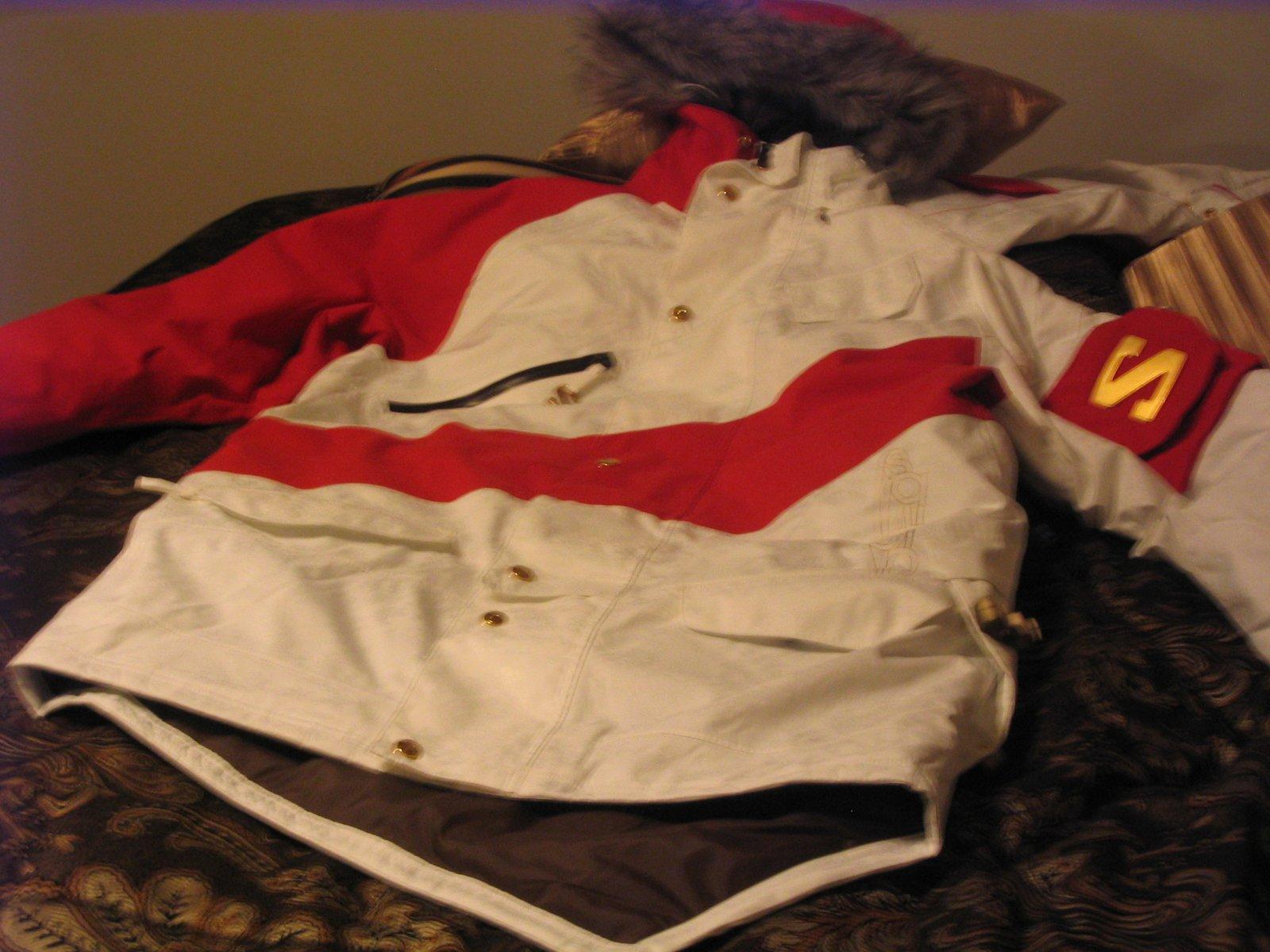 Coat (size medium)