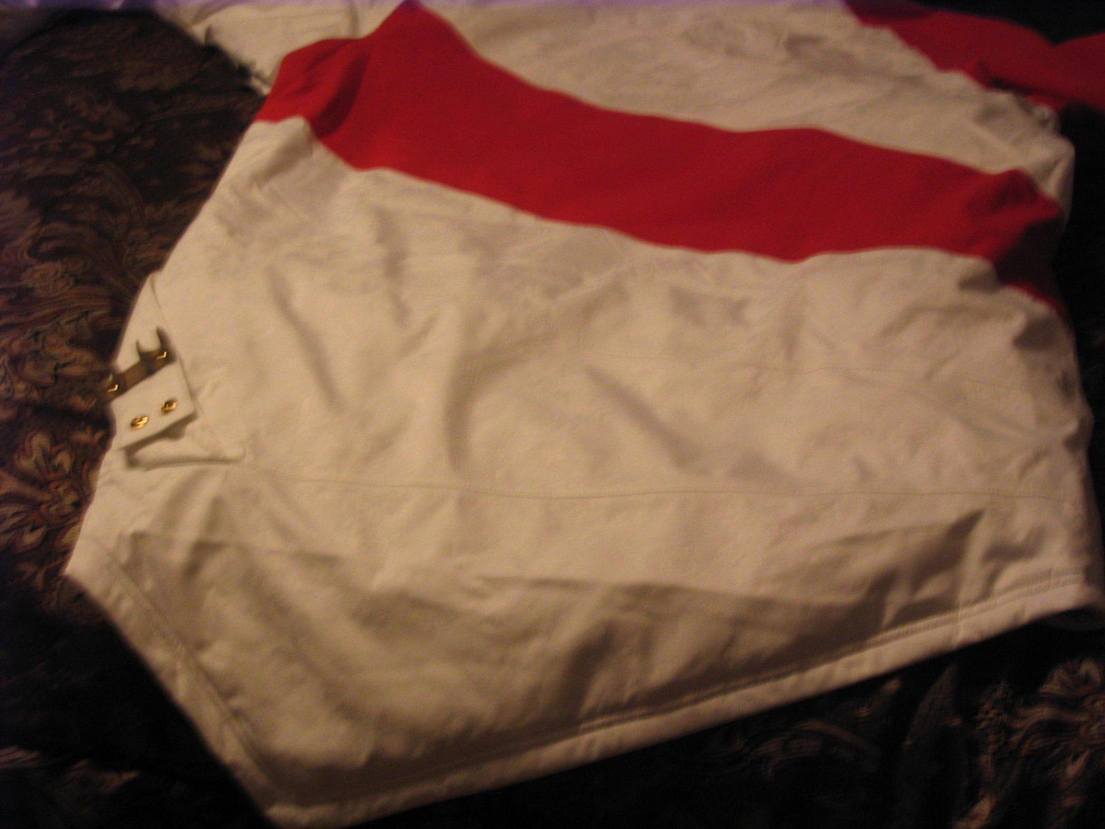 Bottom back of coat