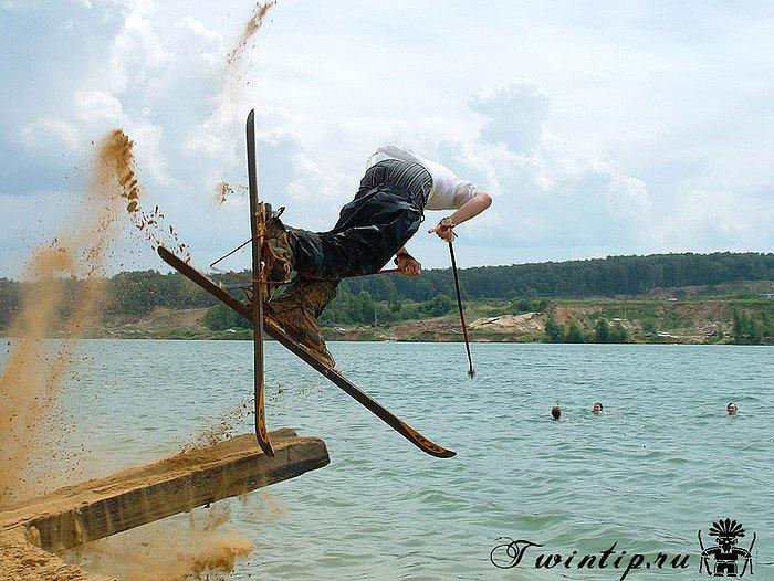 Summer jump