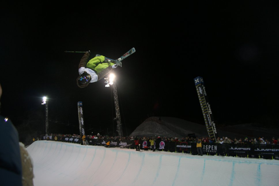 Colby west 08 x-games pipe finals