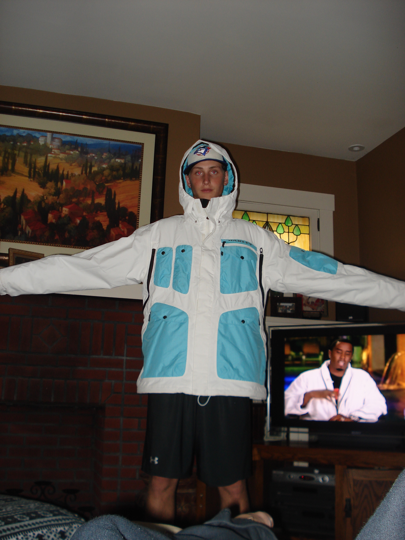 Ozone jacket true size