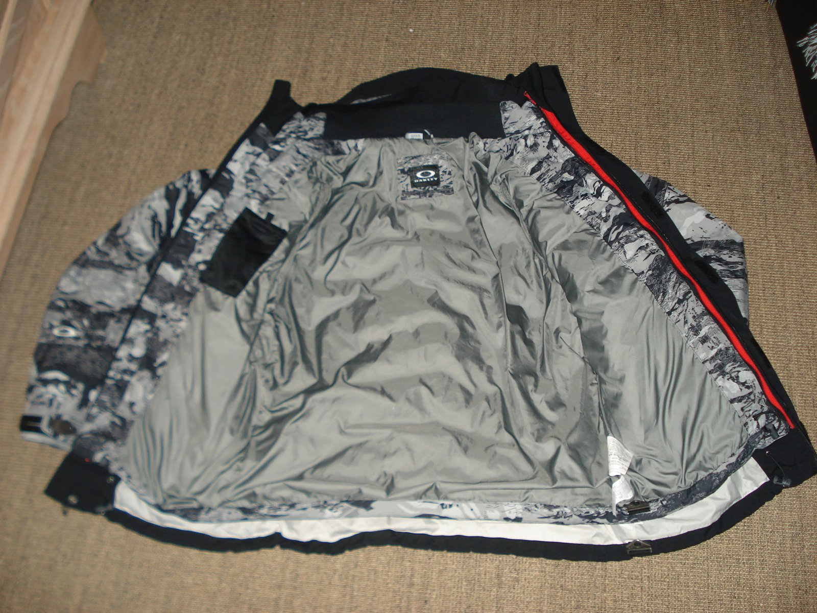 Jacket Open