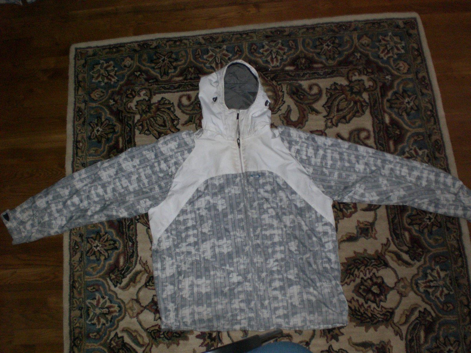 Oakley jacket 1