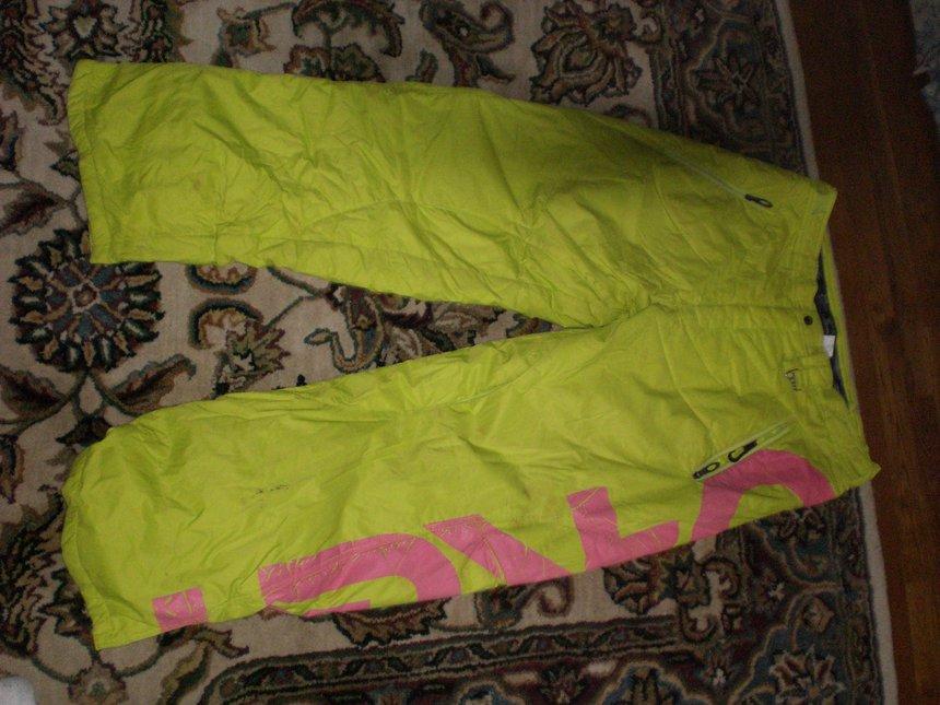 Oakley pants 1