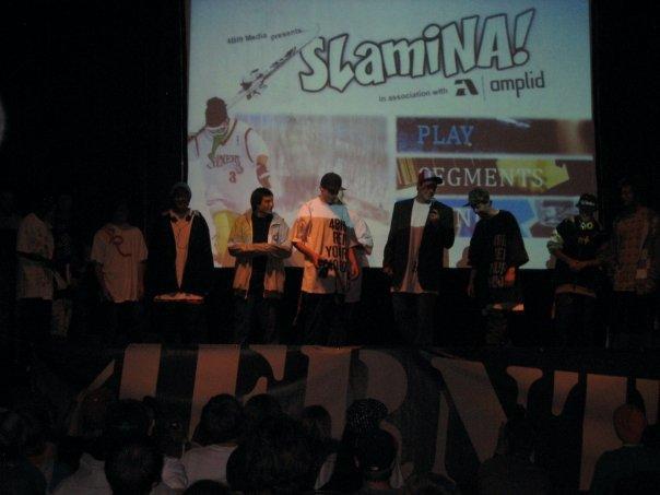 SLAMINA! Premiere SLC