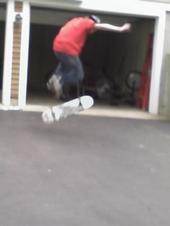 Varial Kick Flip