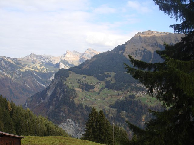 Swiss alps are so hot right now
