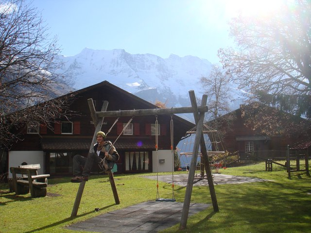 Swingin' in Switzerland