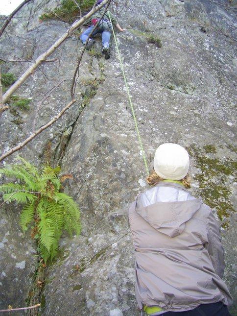 More climb