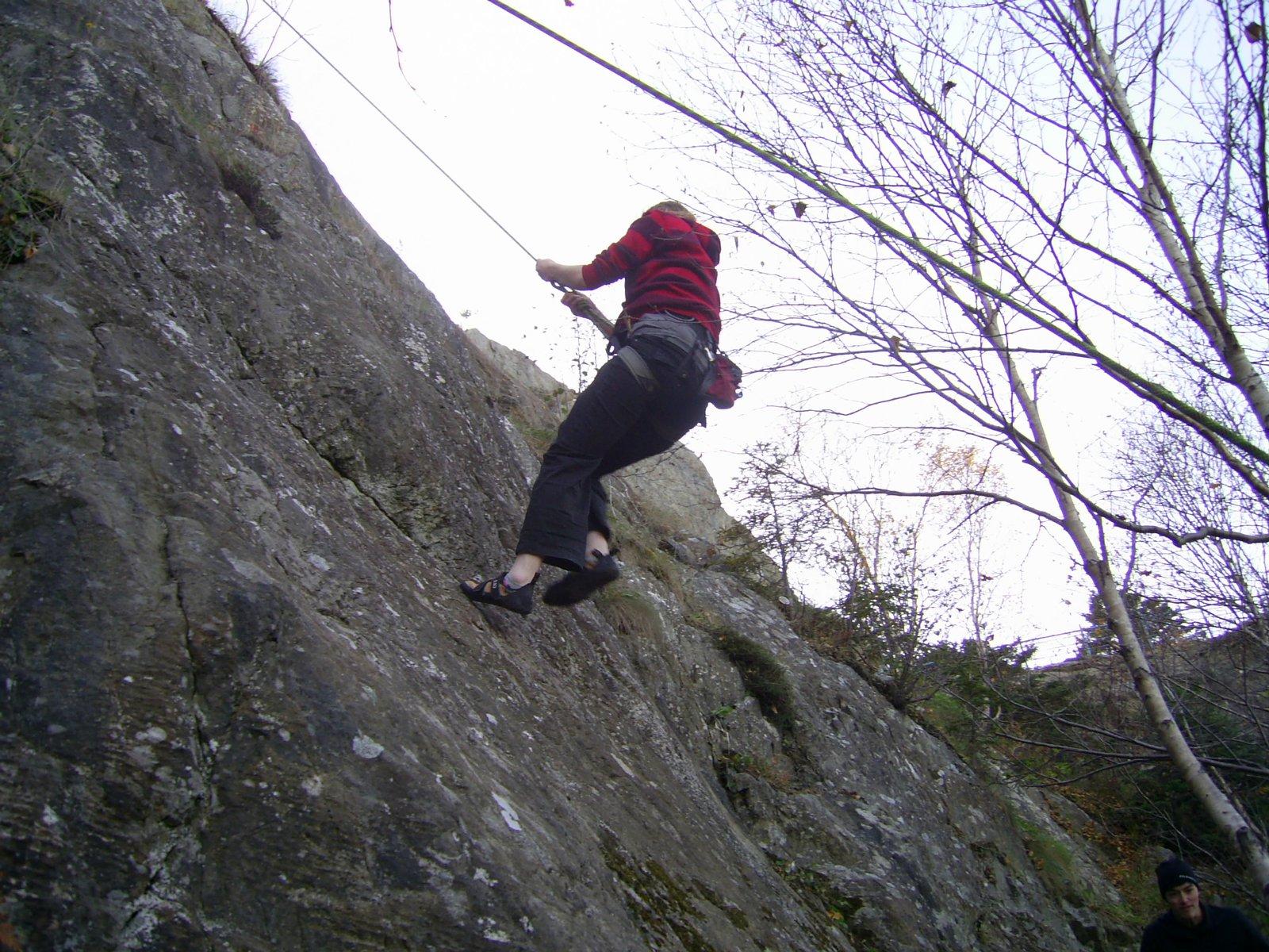 Maris descending
